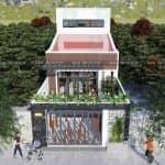Chiêm Ngưỡng Mẫu Nhà Ống 3 Tầng Đẹp Tại Long Thành Đồng Nai