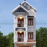 Choáng Ngợp Với Mẫu Nhà Ống 3 Tầng Đẹp Nhất Nghĩa Hưng Nam Định