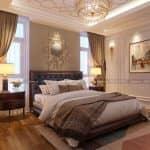 Choáng Ngợp Với Nội Thất Phòng Ngủ Phòng Tắm Đẳng Cấp Cho Biệt Thự