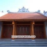 Đẹp Mê Mẩn Nhà Thờ Họ Nguyễn 3 Gian KISATO Thi Công Tại Phúc Thọ Hà Nội