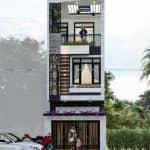 Khó Ngủ Với Mẫu Nhà Ống 3 Tầng Đẹp Tại Hà Đông Hà Nội