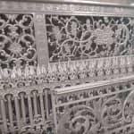 Kisato Thi Công Mẫu Cổng Nhôm Đúc Đẹp Cho Nhà Anh Đô Tại Thái Bình