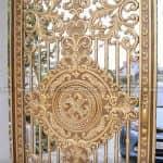 KISATO Thi Công Trọn Gói Mẫu Cổng Nhôm Đúc Đẹp Tại Hải Hậu Nam Định