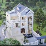 Mất Ngủ Với Mẫu Biệt Thự Hiện Đại Đẹp Năm 2020 Tại Văn Lâm Hưng Yên