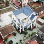 Hút Hồn Với Mẫu Biệt Thự 2 Tầng Giá 2.2 Tỷ Do KISATO Thiết Kế Tại Bắc Ninh