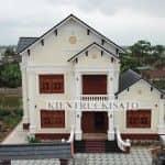 Siêu Phẩm Mẫu Biệt Thự 2 Tầng Tân Cổ Điển Đẹp Năm 2020 Tại Thái Bình