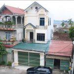 Mẫu Biệt Thự 3 Tầng Chữ L Do KISATO Thiết Kế Tại Quốc Oai Hà Nội