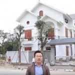 Mẫu Biệt Thự 3 Tầng Đẹp Đẳng Cấp Do KISATO Thiết Kế Tại TP Hưng Yên