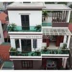 Hình Ảnh Thực Tế Mẫu Biệt Thự Hiện Đại Tại Hà Nội