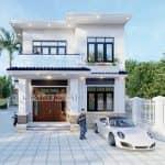 Mẫu Biệt Thự Hiện Đại Đẹp Năm 2020 Tại Đông Hà Quảng Trị