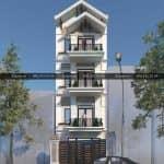 Mẫu Nhà Ống 4 Tầng Đẹp 2 Mặt Tiền Tại Quận 9 Thành Phố Hồ Chí Minh