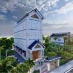 Mẫu Nhà Ống Đẹp Kết Hợp Nuôi Chim Tại Phú Riềng Bình Phước