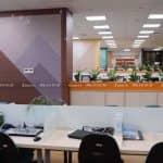 Mẫu Nội Thất Cho Văn Phòng Đẹp Cho 500 Nhân Viên Tại Hà Nội