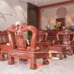 Mẫu Nội Thất Phòng Khách Phòng Bếp Đẹp Năm 2020 Tại Đông Triều Quảng Ninh