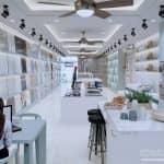 Mẫu Nội Thất Showroom Đẹp Cuốn Hút Mọi Khách Hàng