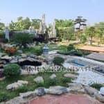 Mẫu Sân Vườn Đẹp Vạn Người Mê Tại Bắc Giang