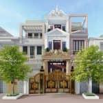 Ngắm Nhìn Mẫu Nhà Ống 3 Tầng Đẹp Tại Kim Sơn Ninh Bình