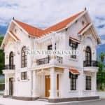 Mẫu Biệt Thự Tân Cổ Điển Đẹp Nhất Thành Phố Bắc Ninh