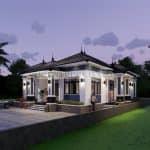 Mẫu Nhà Cấp 4 Mái Nhật Tại Long Khánh, Đồng Nai