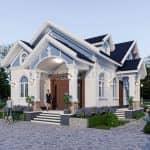 Mẫu Thiết Kế Nhà Cấp 4 Khiến Vạn Nguời Mê Tại Hưng Yên