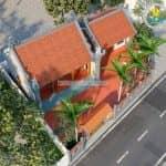 Mẫu Thiết Kế Từ Đường, Nhà Thờ Họ Đẹp Tại Lâm Thao, Phú Thọ