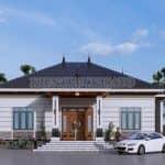 Mẫu Nhà Cấp 4 Mái Nhật Tại Thái Bình– Nghệ Thuật Tạo Hình Xu Hướng