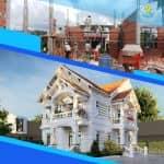 Thi Công Trọn Gói Biệt Thự 2 Tầng Tân Cổ Điển Tại Tây Ninh