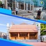 Thi Công Trọn Gói Từ Đường 3 Gian Tại Nam Định