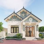 Thu Hút Mọi Ánh Nhìn Với Mẫu Nhà Cấp 4 Độc Đáo Tại Thuận Thành, Bắc Ninh