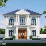 Chiêm Ngưỡng Mẫu Biệt Thự Tân Cổ Điển Đẹp Nhất Năm 2021 Tại Hà Nội