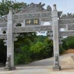 Thiết kế cổng từ đường, nhà thờ họ