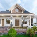 #TOP1 THIẾT KẾ: Mẫu Nhà Cấp 4 Mái Thái, Phong Cách Hiện Đại Tại Thanh Hóa