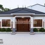 Mẫu Nhà Cấp 4 Được Nhiều Gia Chủ Săn Đón Nhất Năm 2021 Tại Bắc Ninh