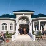 Mẫu Nhà Vườn Sang Trọng Mang Hơi Thở Hoàng Gia Tại Đồng Nai