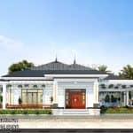 Mẫu Nhà Cấp 4 Mái Nhật – Đỉnh Cao Nghệ Thuật Kiến Trúc Tại Phú Thọ
