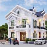 Mẫu Biệt Thự 2 Tầng Mái Thái Dẫn Đầu Xu Hướng Thiết Kế 2021 Có Mặt Tại Nam Định.