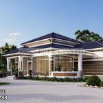 Mẫu Nhà Cấp 4 Tại Bắc Giang Không Gian Sống Thời Thượng Như Resort 5 Sao