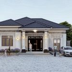 Top Thiết Kế 2021 – Mẫu Nhà Cấp 4 Đẹp, Sang Trọng Tại Lương Sơn, Hòa Bình