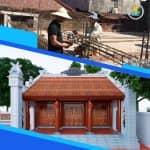 Kisato Thi Công Trọn Gói Từ Đường Gia Tộc Tại Bắc Ninh